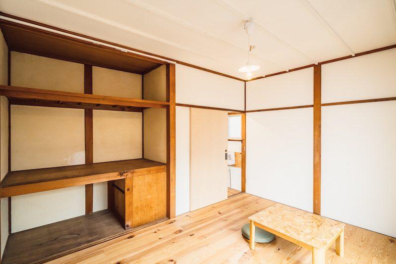 香川県シェアハウス